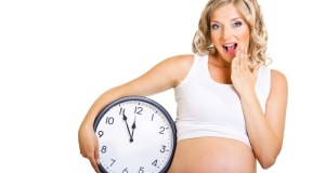 sretna trudnica