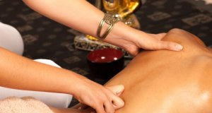 Udvartana masaža