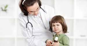 zarazna bolest kod djeteta