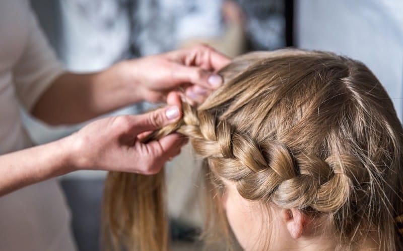Vijenac frizura
