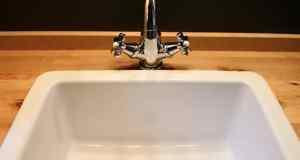 umivaonik u kupaonici