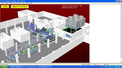small resolution of wiring diagram of building management system