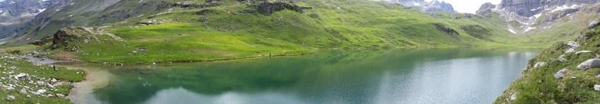 moniteur lac de la PLAGNE