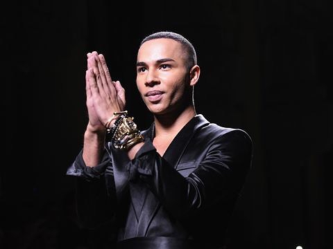 9 times olivier rousteing's cheekbones ruled all. After 16 Years, Balmain Is Returning to Couture - Savoir Flair