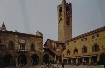 Bildergebnis für torre civica bergamo