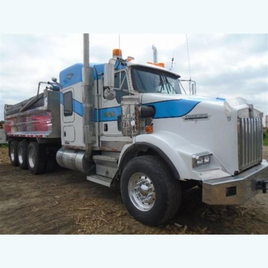 Caterpillar Wiring Diagram Kenworth Dump Truck Supplier Worldwide Used 2007 T800