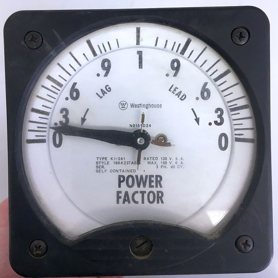 Power Factor Meter Circuit