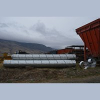 New 24 in. Galvanized Steel Culvert for sale | used ...