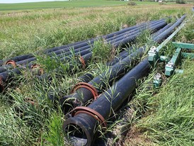 Polyethylene Pipe and Fittings for Sale