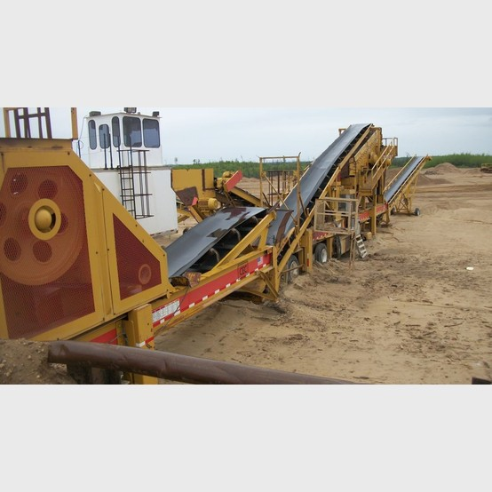 Simple Circuit For A Crusher And Its Feeder Conveyor The Circuit Is