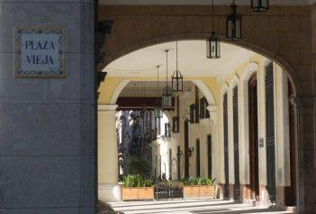 Plaza Viaja in Old Havana