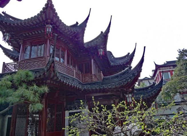 China has such incredible architecture to admire