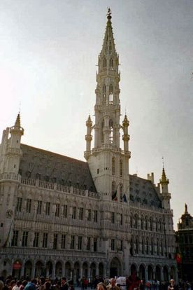 Grand Place in Brussels Belgium is one of the top attractions in the city
