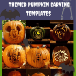 Pumpkin Carving Templates For Halloween Savoring The Good