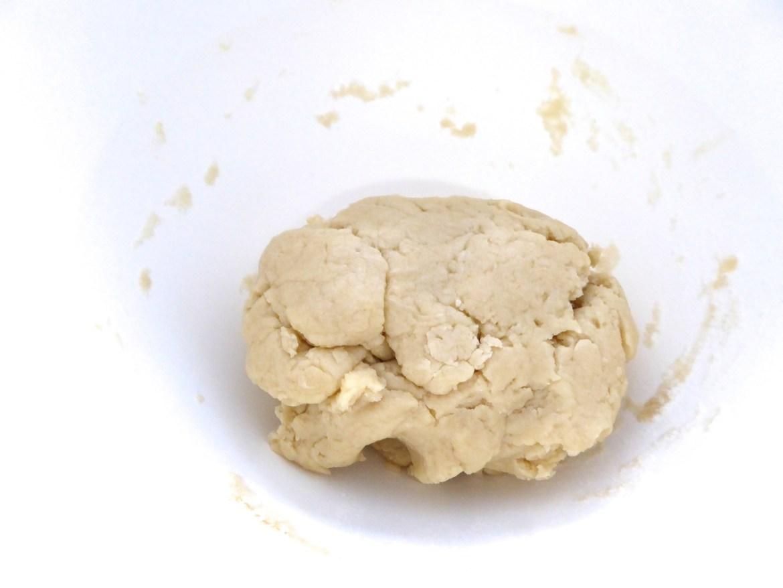 dough for pie