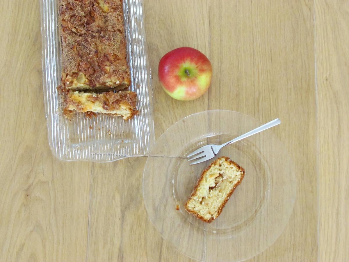 pain à la pomme et cannelle