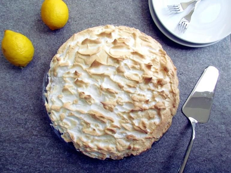 tarte au citron meringuée   www.savormania.com