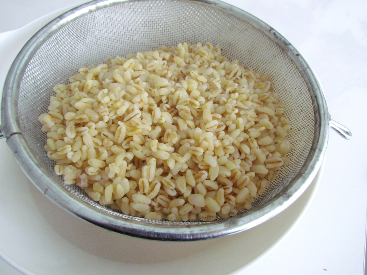 wheat berry