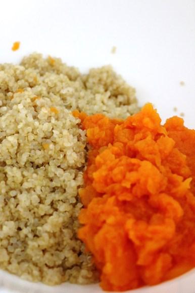 veggie burgers au quinoa et courge | www.savormania.com