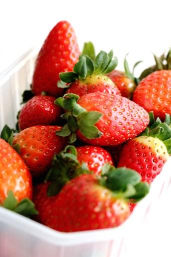 strawberries | www.savormania.com