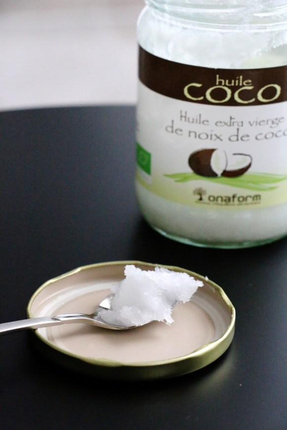 coconut oil | www.savormania.com