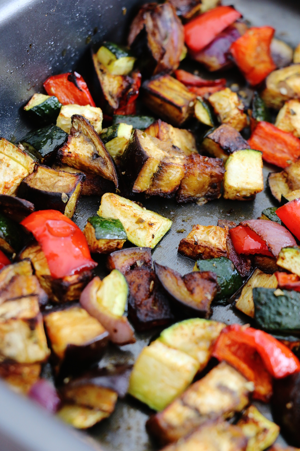 roasted vegetables | www.savormania.com