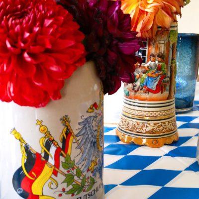 Oktoberfest Table Inspiration