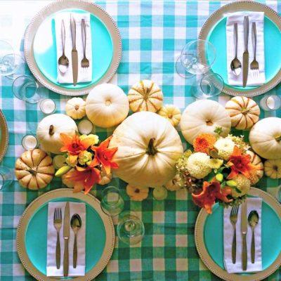 Pumpkin Table Inspiration