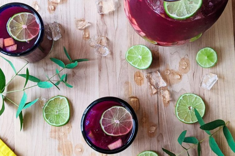Tequila Sangria (Winter edition)