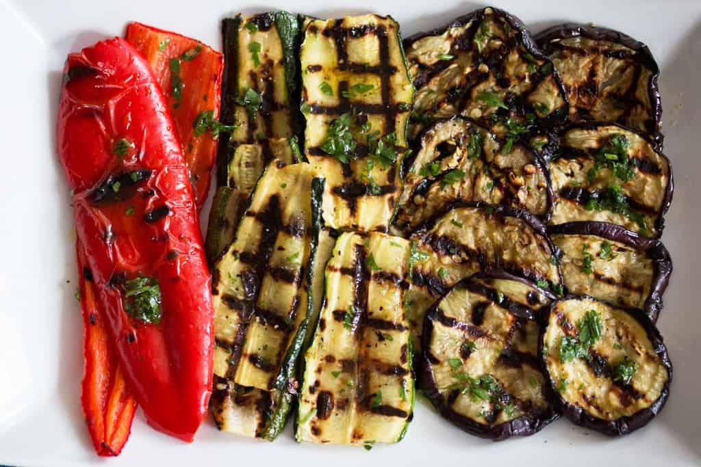 Vegetable Antipasti | savorynothings.com