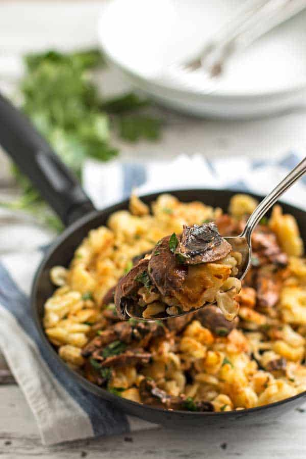 German spaetzle are some real comfort food. Try them this weekend!