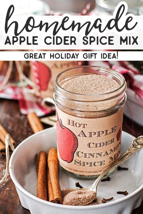 Apple Cider Spice Mix Pin 2