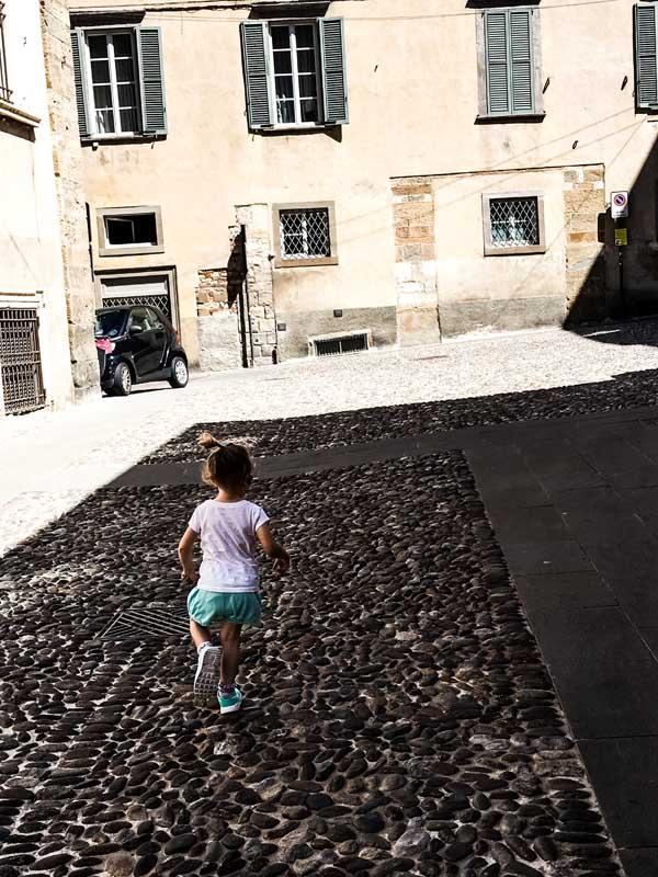 streets of Bergamo