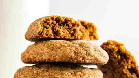 Soft Molasses Cookies are the perfect addition to your cookie plate this Christmas!