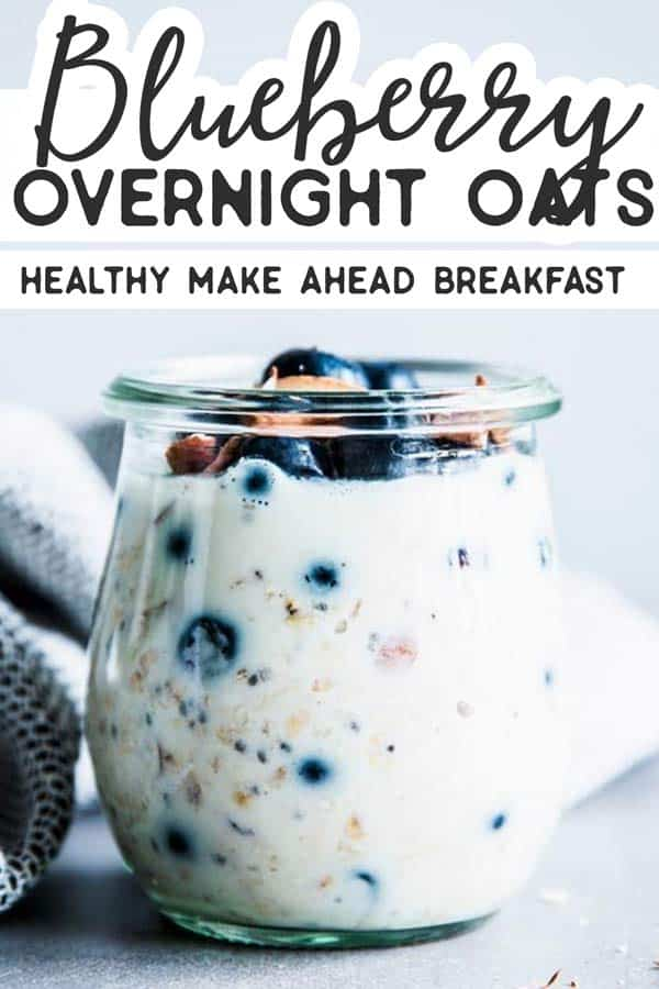 Blueberry Overnight Oats Pin 1
