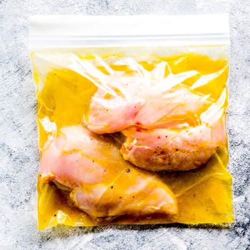 lemon garlic chicken marinade for the freezer