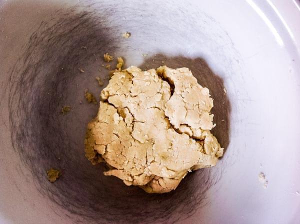dough for pie crust