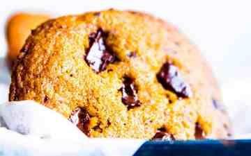 Pumpkin Chocolate Chip Cookies Image TK