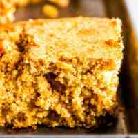 Honey Butter Cornbread Recipe Image TK