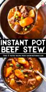 Instant Pot Beef Stew Pin
