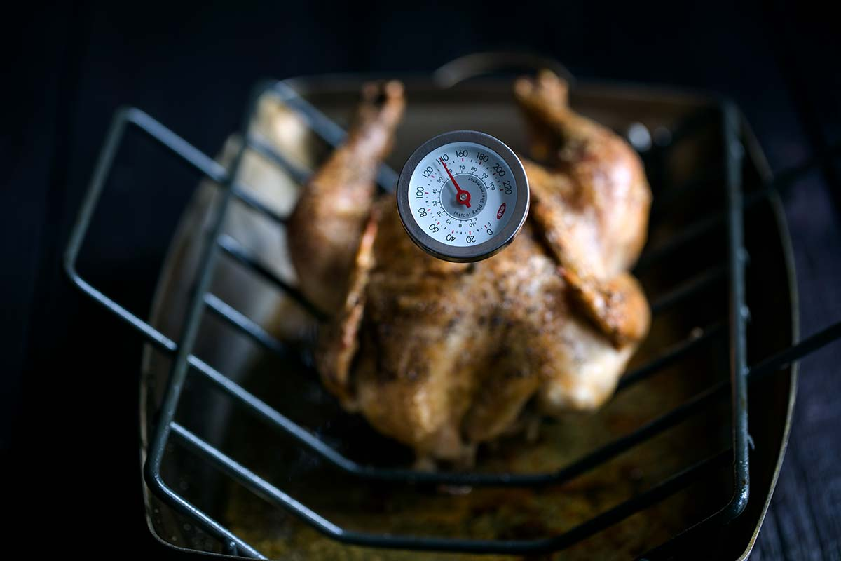 The Correct Internal Temperature for Cooked Chicken ...