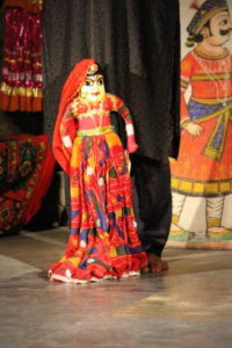 Cultural Program at Bagore ki Haveli, Udaipur