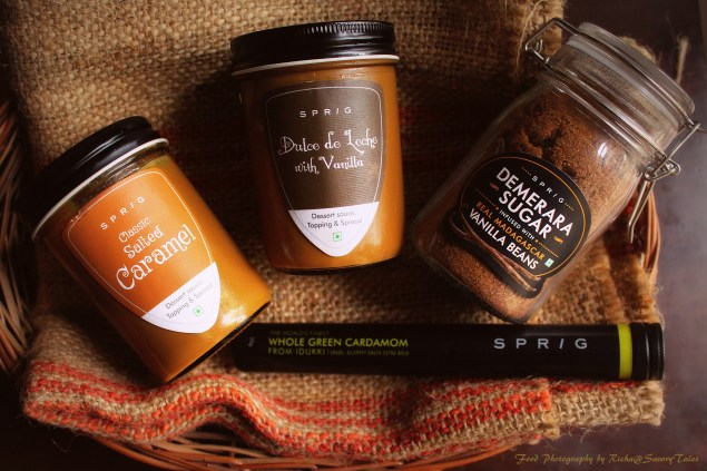 SPRIG products