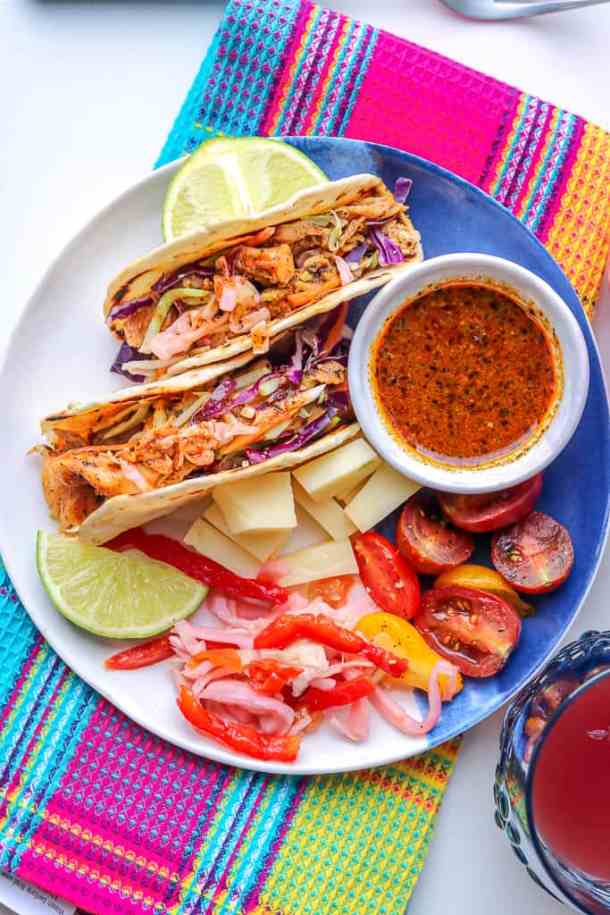 About Haitian tacos