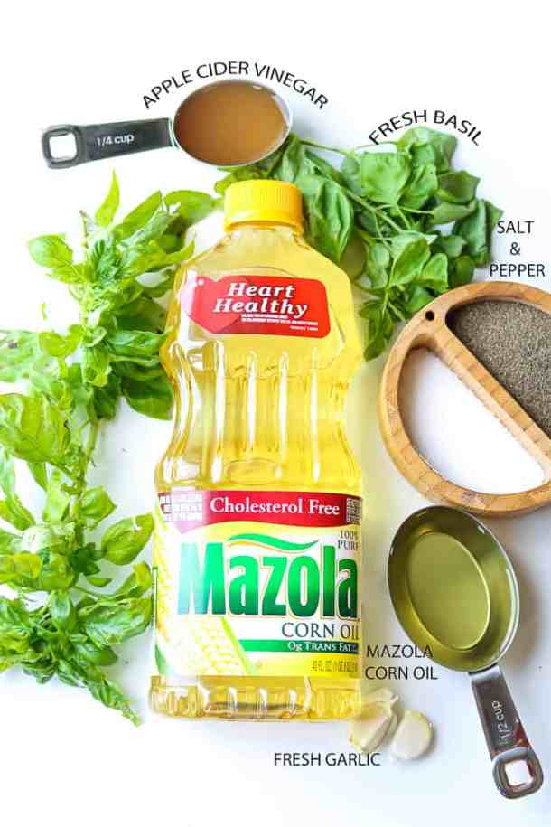 Easy Grilled Marinated Country Style Ribs Ingredients #MarinadesWithMazola #MakeItWithHeart #CollectiveBias