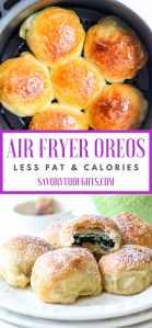 Air Fryer Oreos