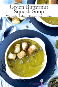 Creamy Easy Butternut Squash Soup Recipe
