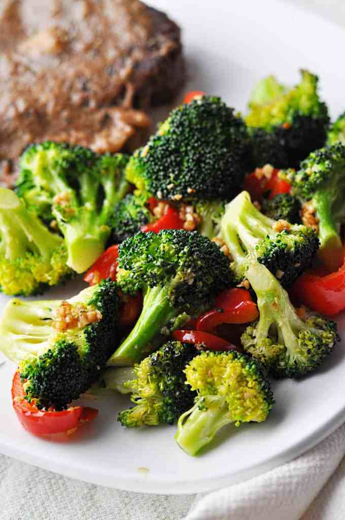 Sauteed Broccoli Fried Broccoli