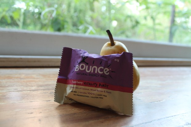 poire bounce ball