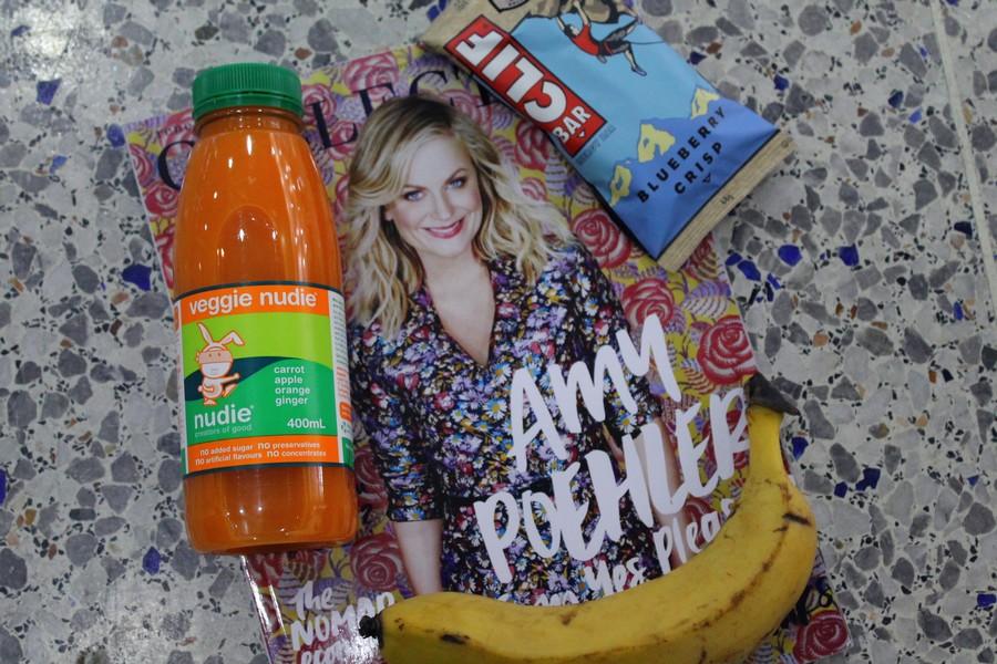 snacks healthy en voyage